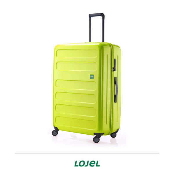 CROWN皇冠 LOJEL 舊換新活動 NOVA 防盜拉鍊行李箱/旅行箱-30吋(綠)