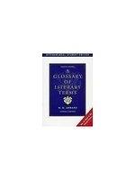 二手書博民逛書店《Glossary of Literary Terms, 8/e