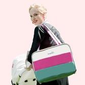 媽咪包媽媽包母嬰包多功能大容量單肩斜挎包外出包時尚寶媽