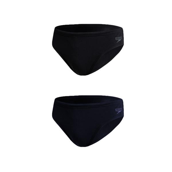 SPEEDO 男運動三角泳褲(泳裝 游泳 戲水 Endurance+ 免運 ≡排汗專家≡