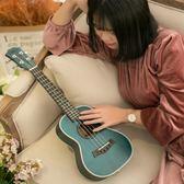 尤克麗麗212326寸小吉他初學者學生成人男女新手DI