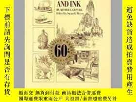 二手書博民逛書店Rendering罕見In Pen And InkY364682 Arthur L. Guptill Wats