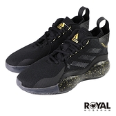 Adidas D Rose 黑色 織布 運動籃球鞋 男女款 NO.B1719【新竹皇家 FW9838】