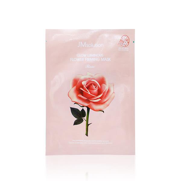 韓國 JMsolution 水光玫瑰緊緻面膜 單片入 ☆巴黎草莓☆