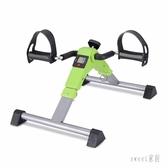 健身車迷你家用中老少年動感單車手搖康復訓練室內腳踏車健身器材『Sweet家居』