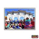 【收藏天地】台灣紀念品*3D明信片-自由廣場 ∕文創 手帳 文具 禮品 小物 手冊