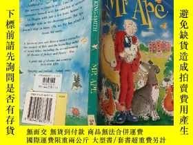 二手書博民逛書店mr罕見ape:阿佩先生:Y200392