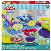黏土 培樂多Play-Doh 創意DIY 餅乾工坊遊戲組 B0307