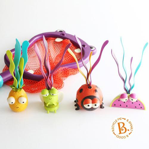 【奇買親子購物網】美國 B.Toys 河馬大開口