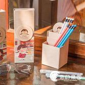筆袋-可折疊站立便攜筆筒式鉛筆盒多功能網紅文具盒-奇幻樂園