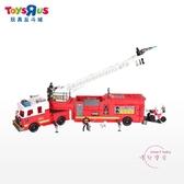 玩具 反斗城轟天勇將系列救援救火消防車男孩汽車大卡車62243  【快速出貨】