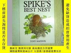 二手書博民逛書店SPIKE S罕見BEST NEST 編號A08Y203004