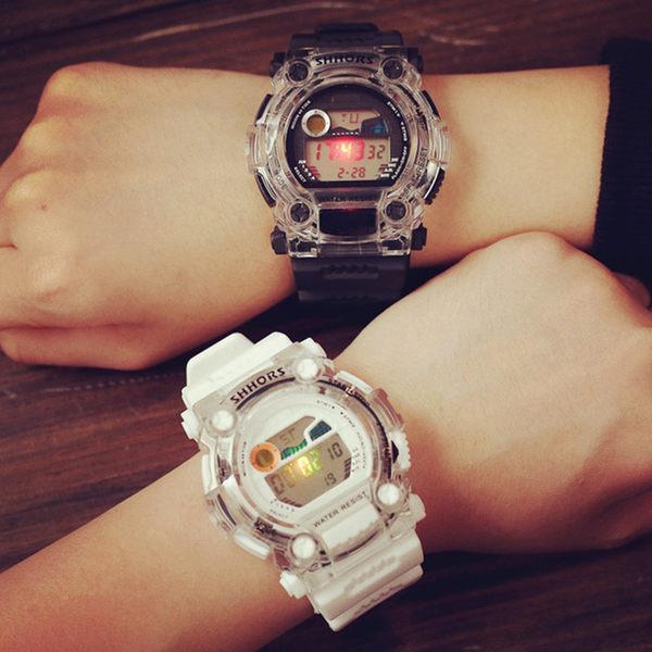 【原創館】發光手錶 LED電子表