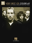 (二手書)VERY BEST OF COLDPLAY (Easy Guitar)