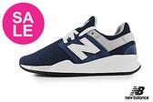【出清下殺】New Balance 247 成人男女款 情侶鞋 限量時尚運動鞋 慢跑鞋 O8556#藍色◆奧森