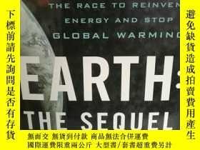 二手書博民逛書店Miriam罕見Horn :Earth The Sequel T