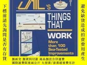 二手書博民逛書店Sails罕見things that work-航行有用的東西Y443421 Sail Magazine P