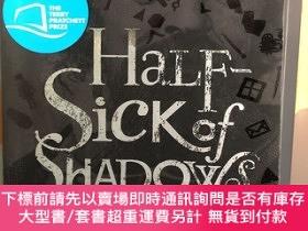 二手書博民逛書店Half-sick罕見of ShadowsY169471 David Logan ISBN:97805521