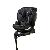 【預購-12月中後】Osann oreo360° i-size isofix 0-12歲360度旋轉多功能汽車座椅-銀河灰(送 maxi汽座保護墊)