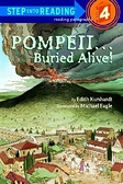 (二手書)Step into Reading Step 4: Pompeii: Buried Ali