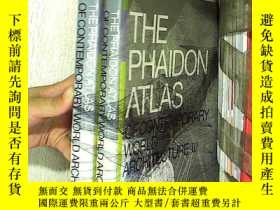二手書博民逛書店THE罕見PHAIDON ATLAS OF CONTEMPORARY WORLD ARCHITECTURE II