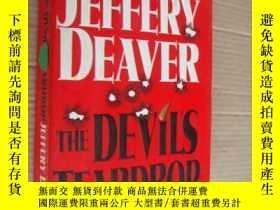 二手書博民逛書店THE罕見DEVIL S TEARDROP 魔鬼的淚滴 Y146