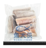 1C7A【魚大俠】FH274智利鮭魚腹肉好棒棒(10條/約880g±5%/包)