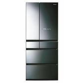 國際 Panasonic 650公升日製無邊框六門變頻電冰箱 NR-F655WX