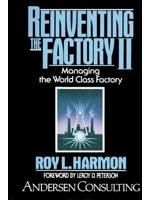 二手書博民逛書店《Reinventing the Factory II》 R2Y