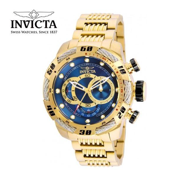 【INVICTA】新一代極致繩索腕錶 鋼鍊款