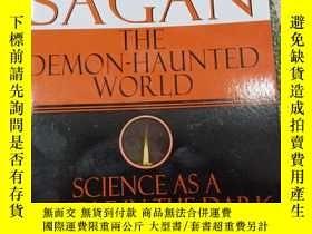 二手書博民逛書店The罕見demon -haunted worldY231392 Carl Sagan Ballantine
