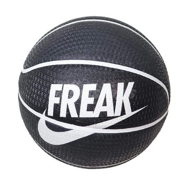 Nike 籃球 Playground 8P 2.0 GA No.7 黑 白 字母哥 標準7號球【ACS】 N100413903-807