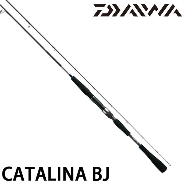 漁拓釣具 DAIWA CATALINA BJ 66XHS [船釣鐵板竿] [送500元折價券]