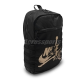 Nike 後背包 Jordan Jumpman Classics Pack 黑 金 男女款 運動休閒 【PUMP306】 9A0257-429
