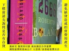 二手書博民逛書店2666罕見英文原版,2017.7.14Y182979 ROBE