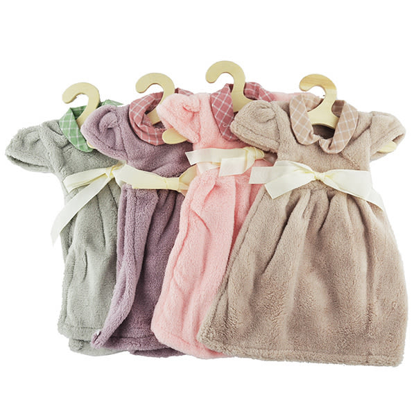 娃娃裝擦手巾CA279 洋裝造型擦手巾