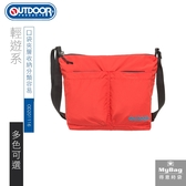 OUTDOOR 側背包 輕遊系 小包 斜背包 OD201116 得意時袋