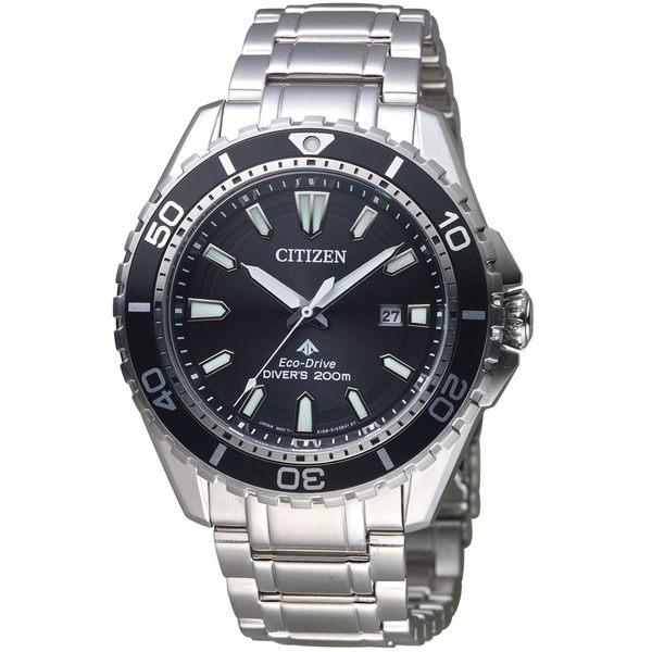 星辰 CITIZEN PROMASTER 專業潛水光動能腕錶 BN0190-82E