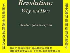 二手書博民逛書店Anti-tech罕見RevolutionY255562 Theodore John Kaczynski Fi