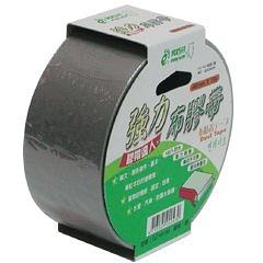 【奇奇文具】北極熊 CLT4815S灰色布紋膠帶48mm×15yds