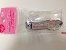 日本製 Sanrio KAI 雙子星 貝印指甲剪 抗菌 防止飛散-超級BABY
