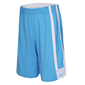 Nike AS LEAGUE REV SHORT [703218-412] 男 籃球 短褲 透氣 排汗 雙面 水藍
