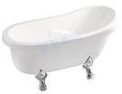 【麗室衛浴】BATHTUB WORLD  古典缸 LS-1475B 145*75*76cm