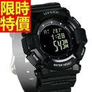 電子手錶-防水熱銷細緻運動腕錶58j18[時尚巴黎]