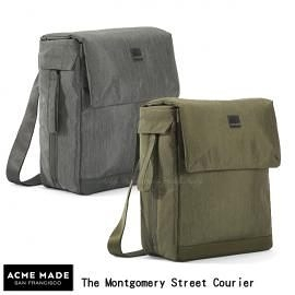 【A Shop】Acme Made系列 Montgomery Street Courier 蒙哥馬利信差包-共2色