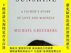 二手書博民逛書店Hurry罕見Down Sunshine: A Father s Story of Love and Madnes