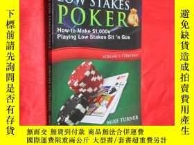 二手書博民逛書店Crushing罕見Low Stakes Poker : How