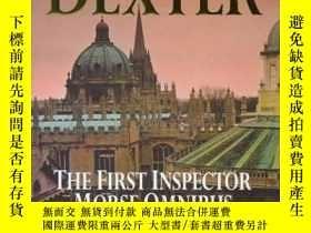二手書博民逛書店The罕見First Inspector Morse OmnibusY256260 Colin Dexter