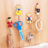 ✭慢思行✭【K24】歐式田園小熊掛勾 泰迪熊 婚禮 童話 小物 鐵藝 單鉤 支架 懸掛 收納 禮物