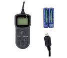 【EC數位】JJC Olympus RS-O1液晶電子快門線RM-UC1可定時 E400 E410 E420 E450